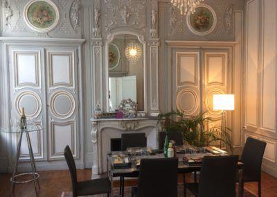 23 Salon étage déjeuner