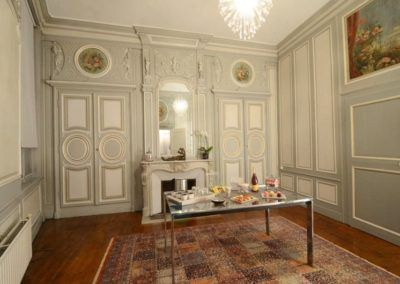 6 Salon étage