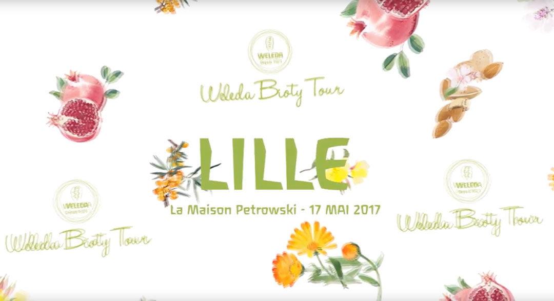 Weleda Bioty Tour 2017